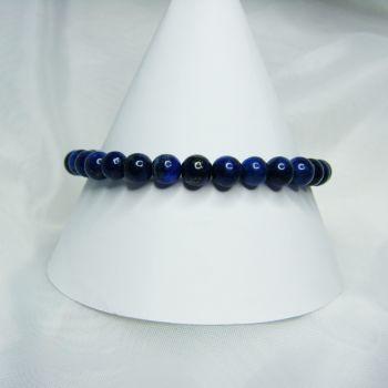 Lapius Lazuli Stretch Bracelet