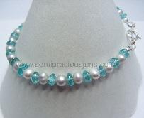 Apatite & Pearls
