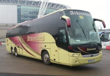 2010 - MAN Beulas Aura 13.7m - 61 Seated Executive - £94,995