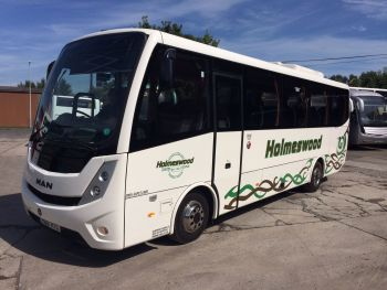 2016 - MAN MOBIpeople Midi Explorer - 33 Seats - £94,995