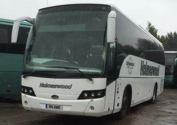 2007 - Iveco Beulas Cygnus - 57 Seats - £39,995