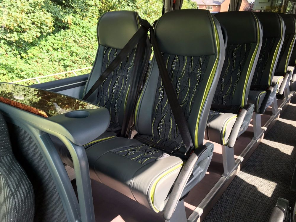 PO16 HTK - Barbi Galilleo HDL - 53 Seat Exec - £POA