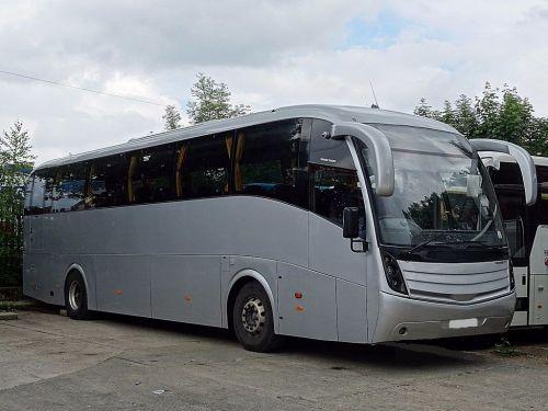 FJ07 TKE - Scania Lavante -Automatic - 57 seat standard