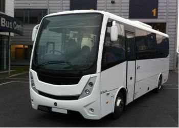 2016 - MAN MOBIpeople Midi Explorer - 33 Seats - £104,995
