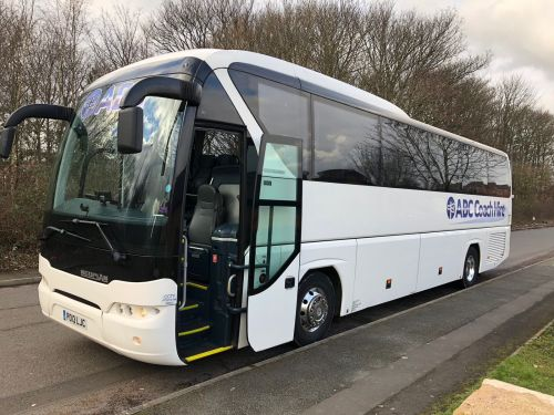 2013 - Neoplan Tourliner - 48 Seat Exec - £119,995