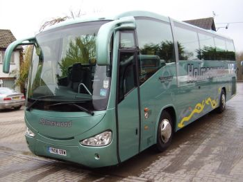 2008 - Scania Irizar Century - 55 Seats - £64,995