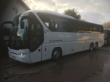 2013 - Neoplan Tourliner - 57 Seat Exec - £119,995