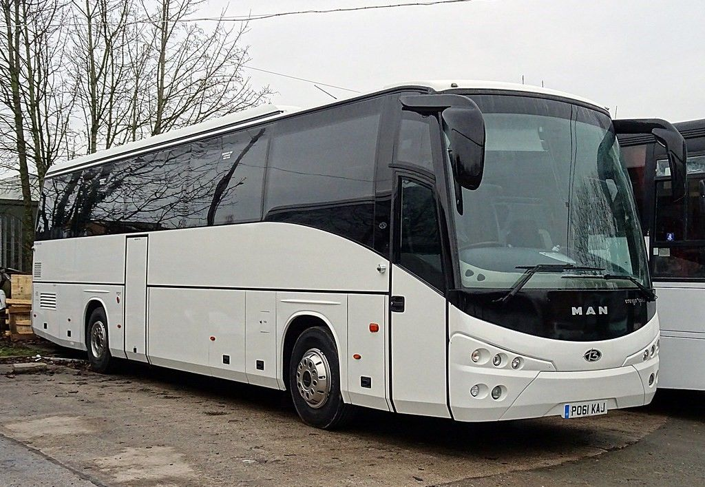 2012 '61' - MAN Beulas Stergo Spica - 57 Seats - Wheelchair Access - £94,99