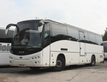 2010 - MAN Beulas Stergo Spica - 55 Seats - Wheelchair Access - £79,995