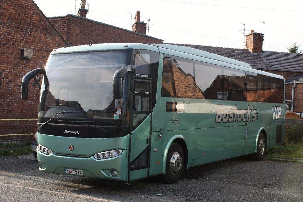 2007 - Iveco Marcopolo Viaggio 350 - 57 Seat Executive - DDA/PSVAR Complian