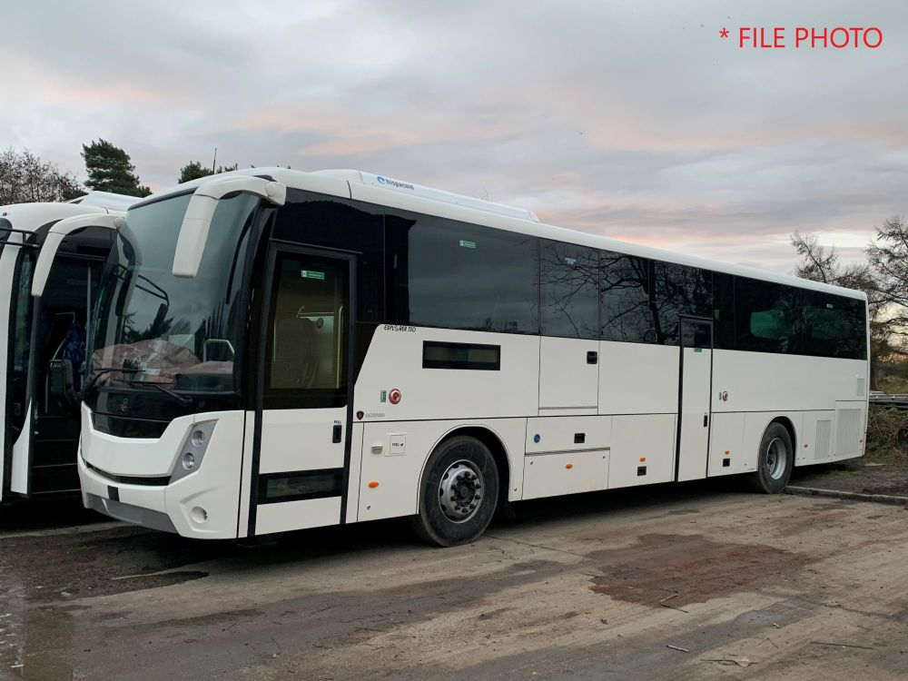 2016 '66' - MAN MOBIpeople Explorer - 74 Seats - £179,995