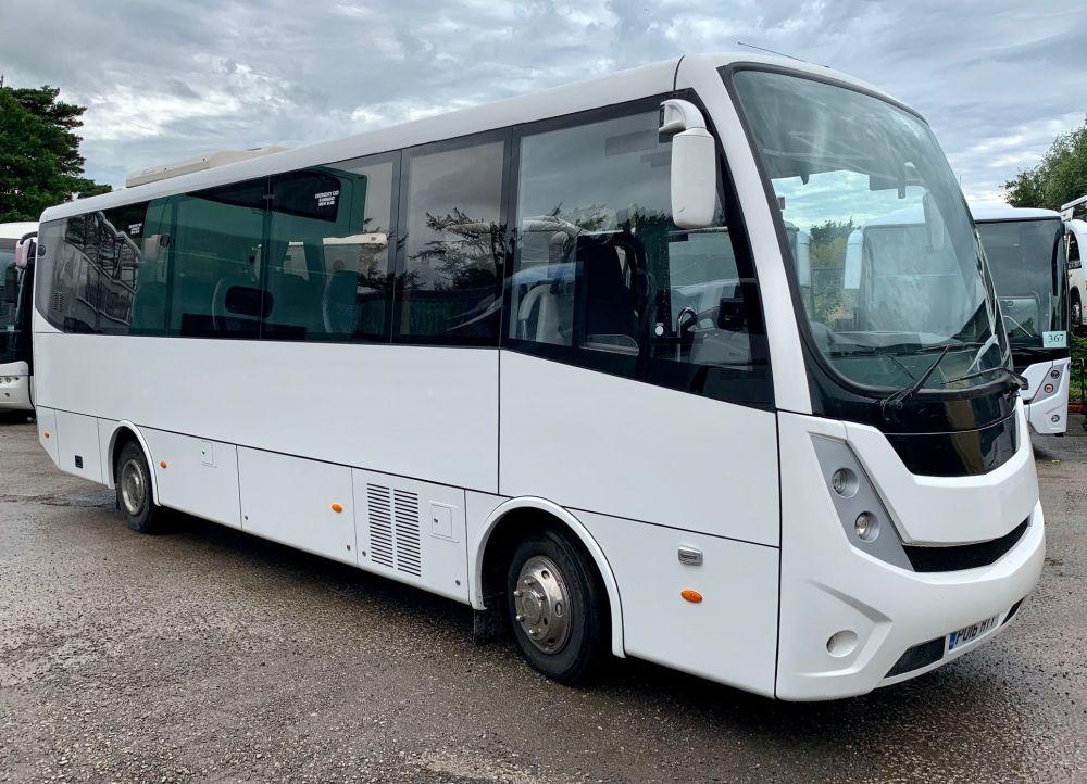 2016 - MAN MOBIpeople Midi Explorer - 32 Seats - EURO 6 & DDA/PSVAR - £114,