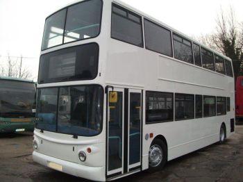 2003 - Dennis Trident Alexander ALX400 - 72 Seats - DDA/PSVAR & PRIME BELTS - £21,000