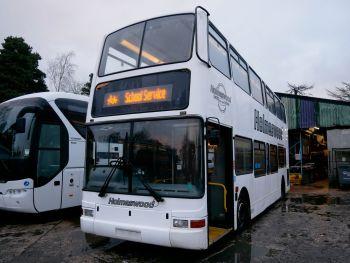 2001 - Trident Plaxton - 77 Seats - £9,995
