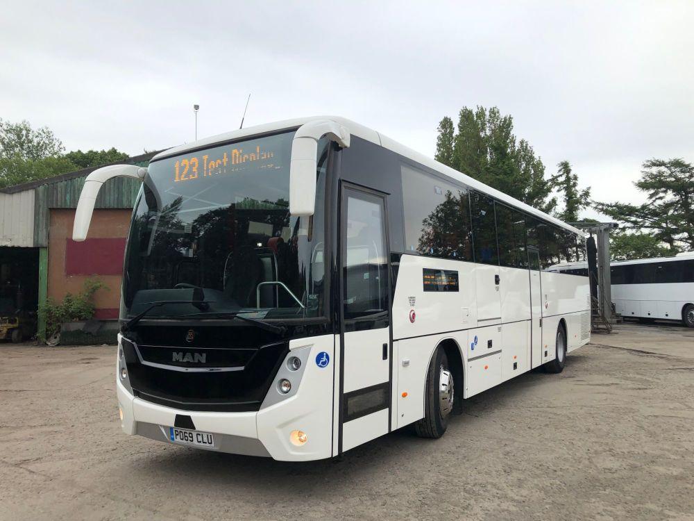 2019 - MAN MOBIpeople Explorer - EURO 6 - DDA/PSVAR - £189,995