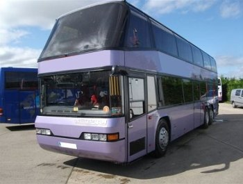 2003 - MAN Neoplan Skyliner - 75 Seats - £72,495