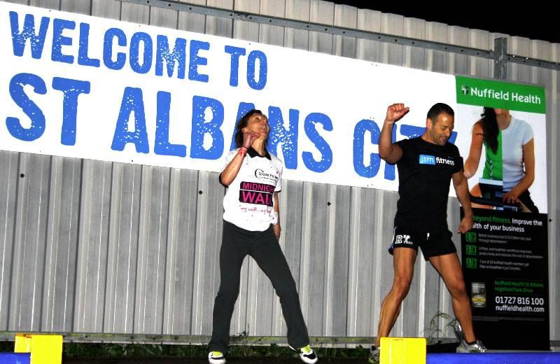 jsm fitness St Albans  - MNW7