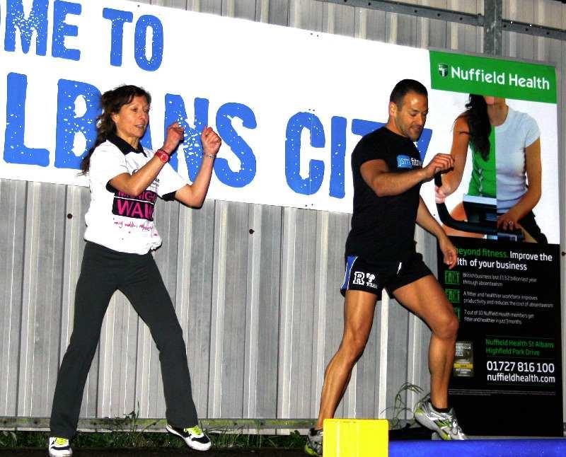 jsm fitness St Albans  - MNW6