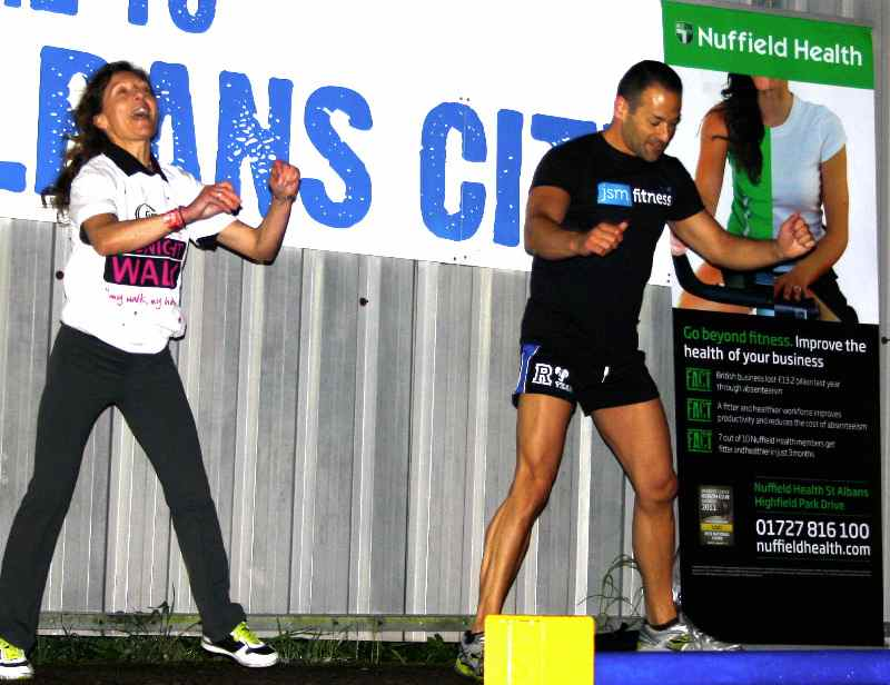 jsm fitness St Albans  - MNW8