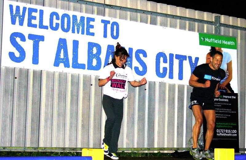 jsm fitness St Albans  - MNW10
