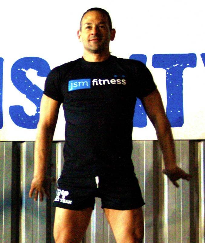 jsm fitness St Albans  - MNW12
