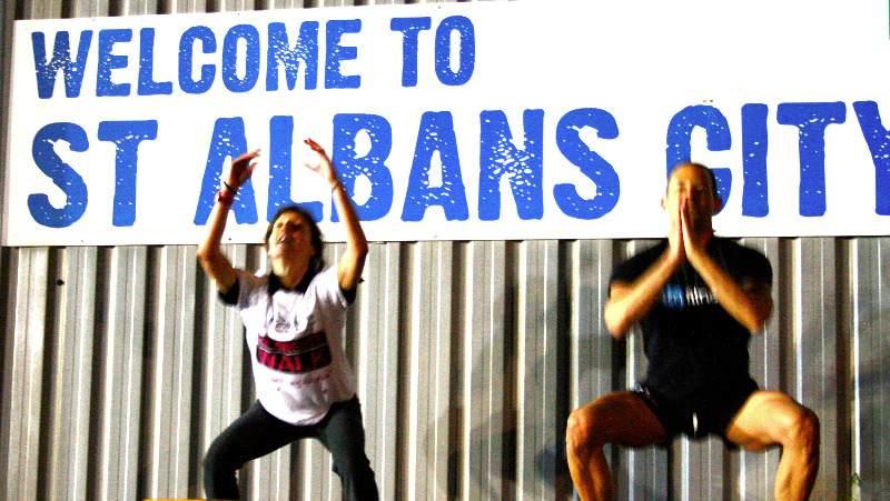 jsm fitness St Albans  - MNW13