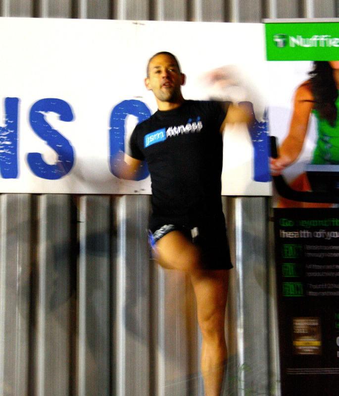 jsm fitness St Albans  - MNW14