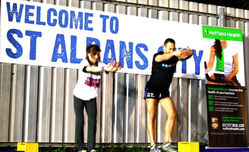 jsm fitness St Albans  - MNW18