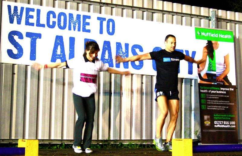 jsm fitness St Albans  - MNW19