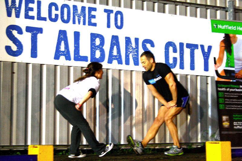 jsm fitness St Albans  - MNW21