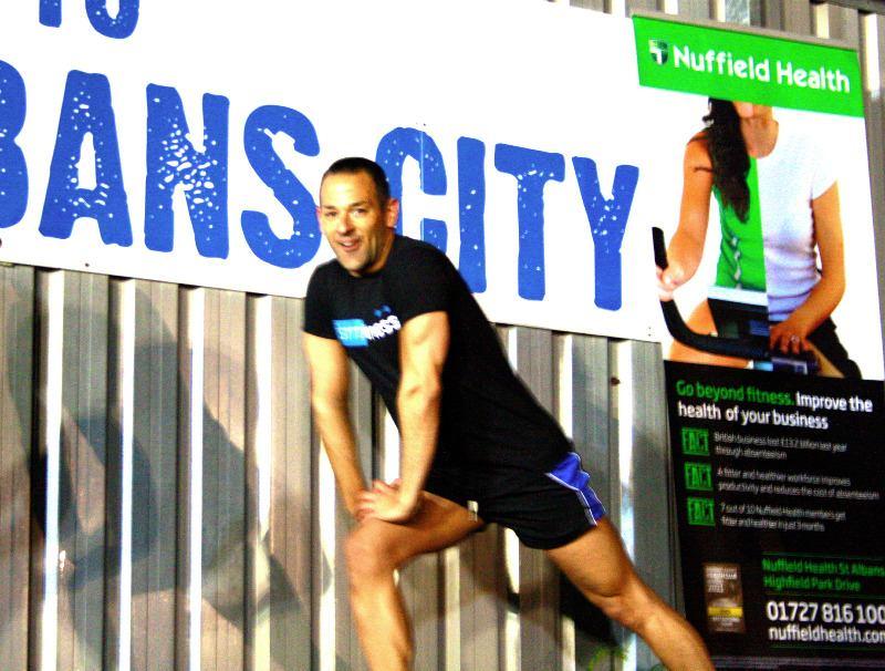 jsm fitness St Albans  - MNW22
