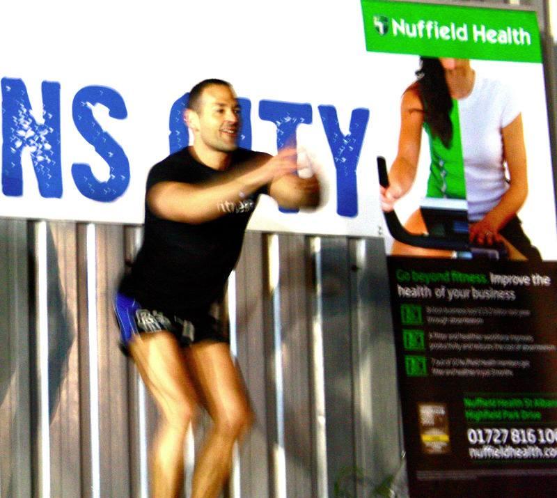 jsm fitness St Albans  - MNW25