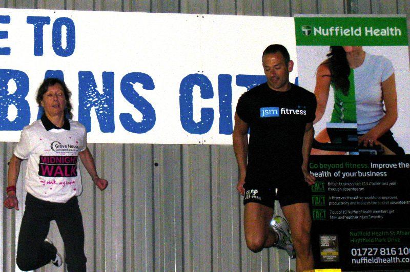 jsm fitness St Albans  - MNW28