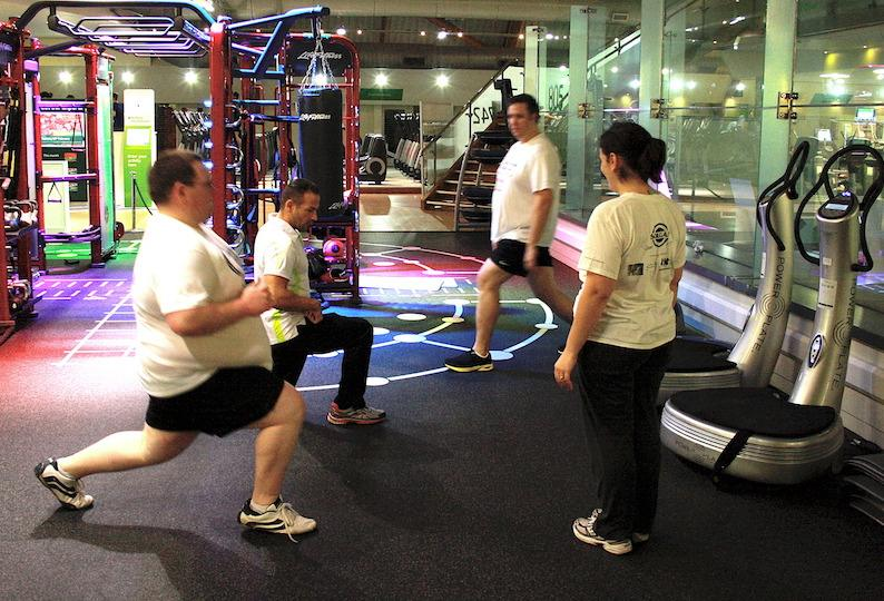 jsm fitness St Albans  - BL2