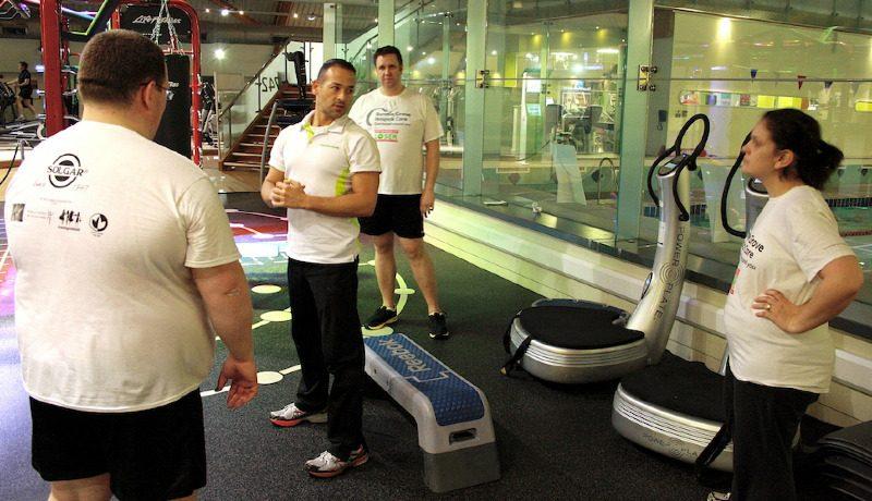 jsm fitness St Albans  - BL3