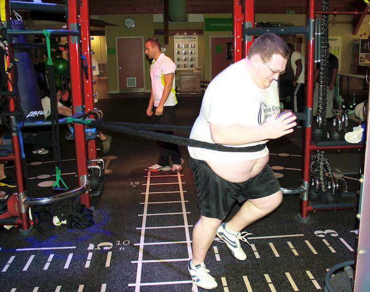 jsm fitness St Albans  - BL4