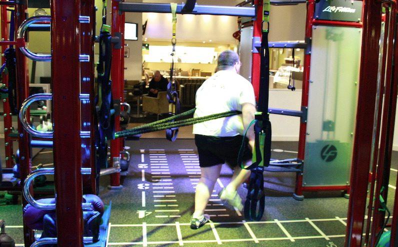 jsm fitness St Albans  - BL8