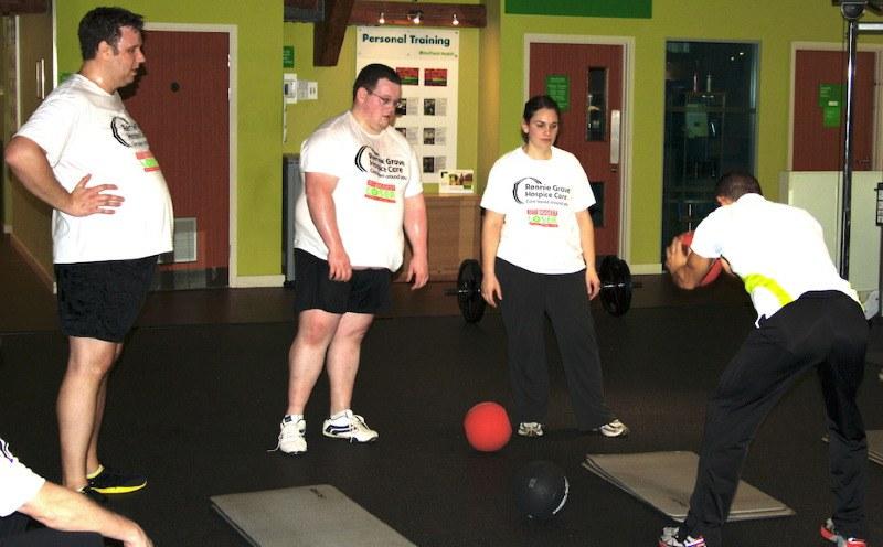 jsm fitness St Albans  - BL13