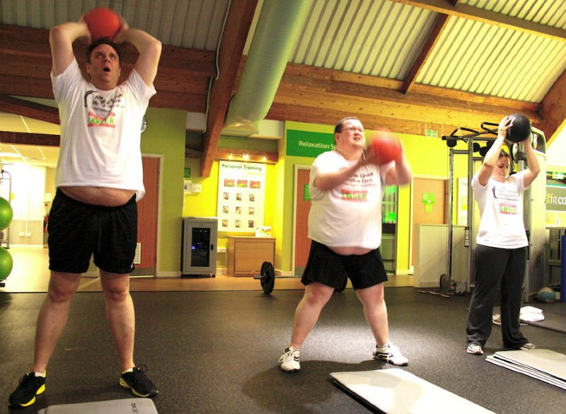 jsm fitness St Albans  - BL14