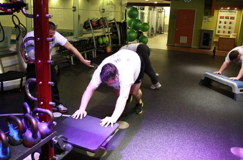 jsm fitness St Albans  - BL24