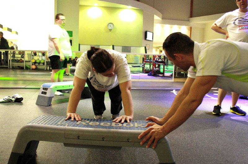 jsm fitness St Albans  - BL25