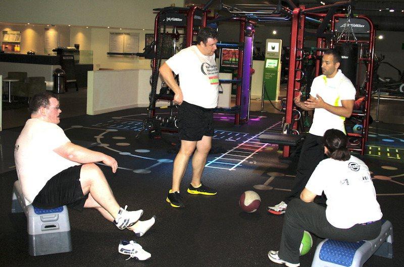 jsm fitness St Albans  - BL26