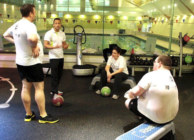 jsm fitness St Albans  - BL27