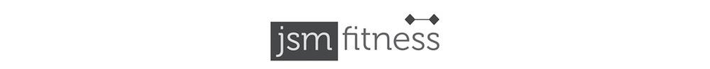 JSM Fitness, site logo.