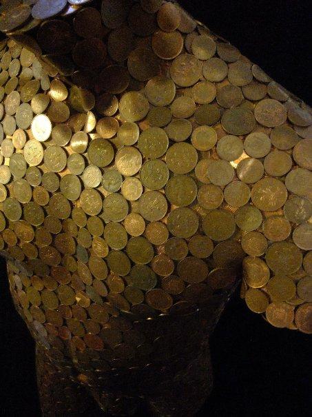Bent Copper #2 c