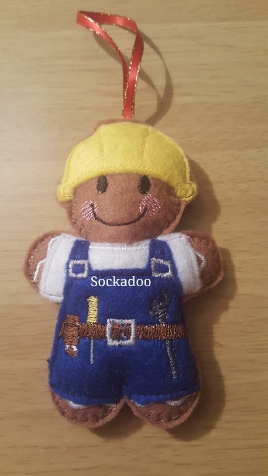 Builder Gingerbread