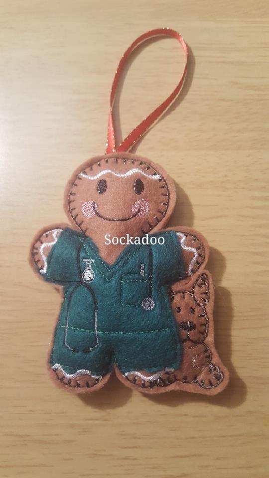 Vet Gingerbread
