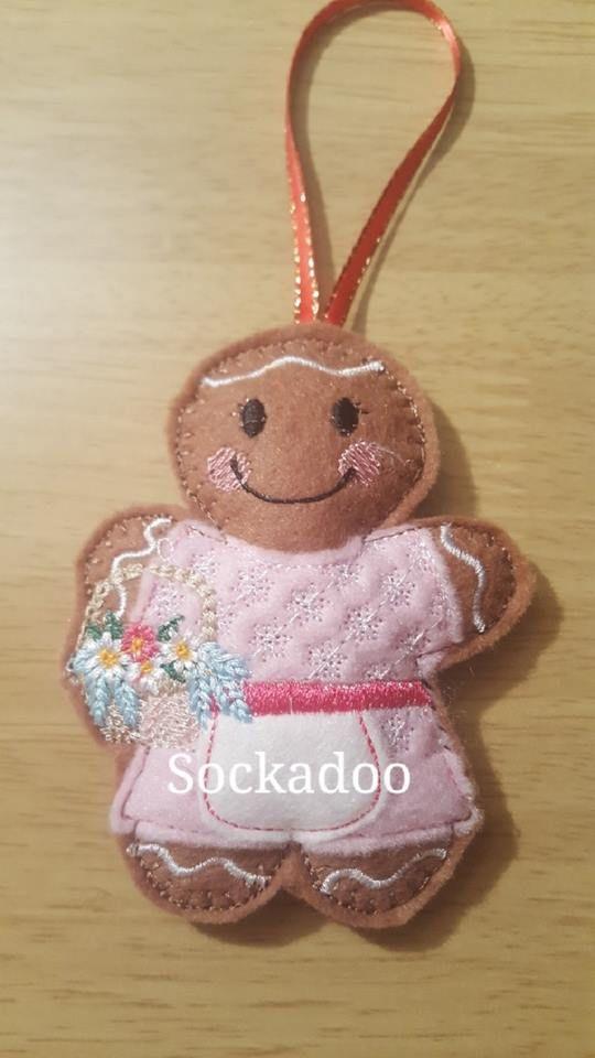 Florist Gingerbread