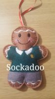 School Gingerbread