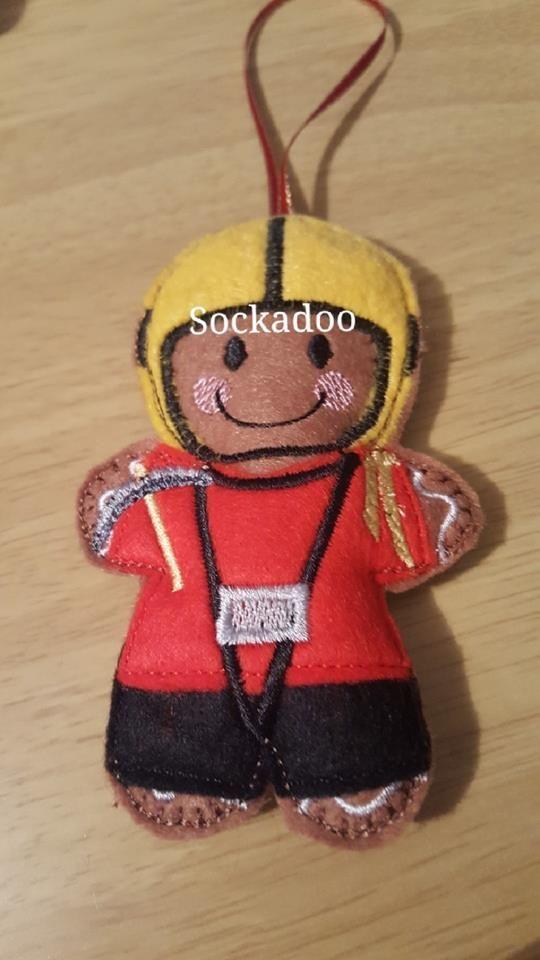 Climber Gingerbread